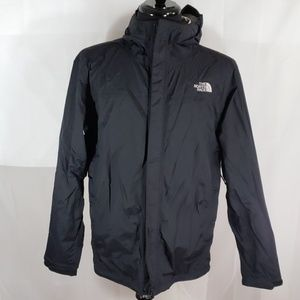 The North face hyvent rain jacket size XL